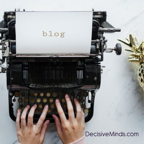Blogging on Purpose