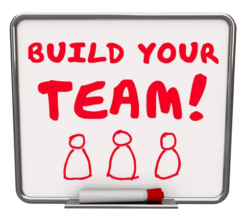 Build Your Team to Create a Six-Figure Business