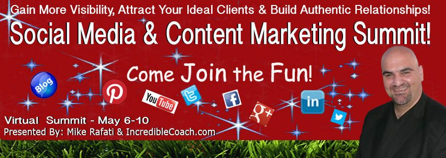 Get More Visibility, Attract Your Ideal Clients and Build More Authentic Relationships.