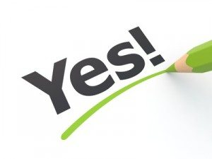 "5 Times Your Prospects Need to Say ""Yes"""