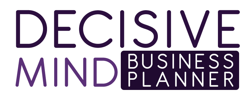 Decisive Minds Business Planner