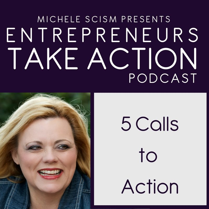 Video Podcast – 5 Email Calls to Action