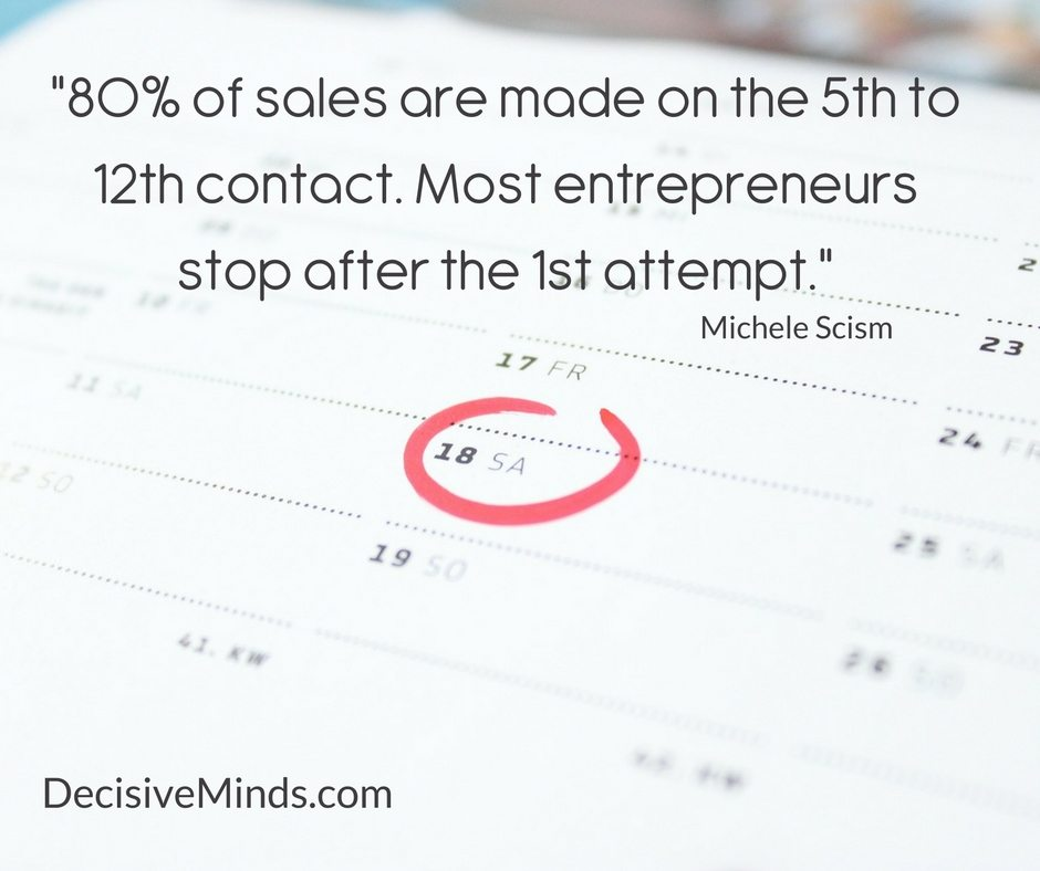 Sales Tips for the Reluctant Entrepreneur