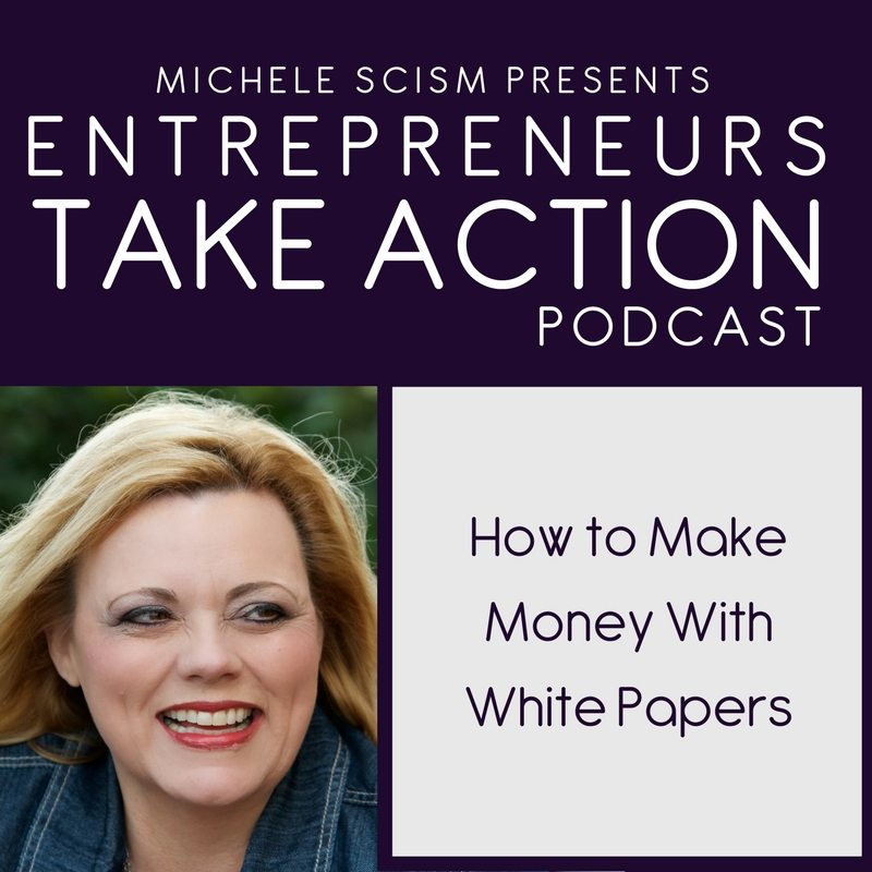 Video Podcast – How to Make Money With White Papers