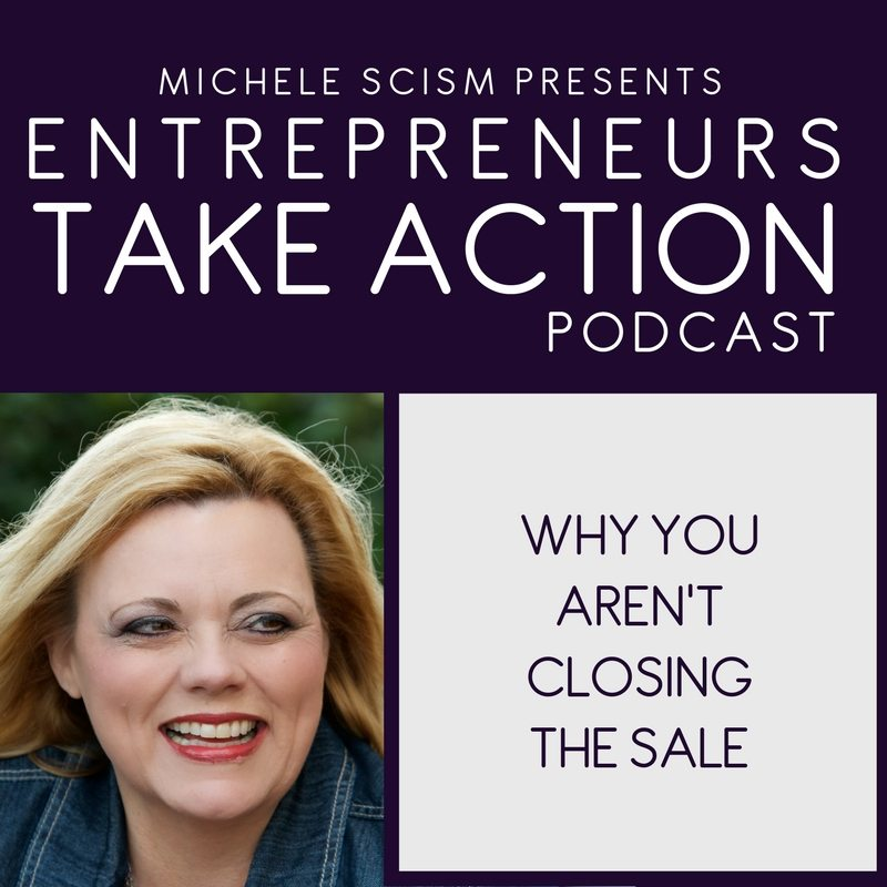 Video Podcast: Why You Aren't Closing the Sale