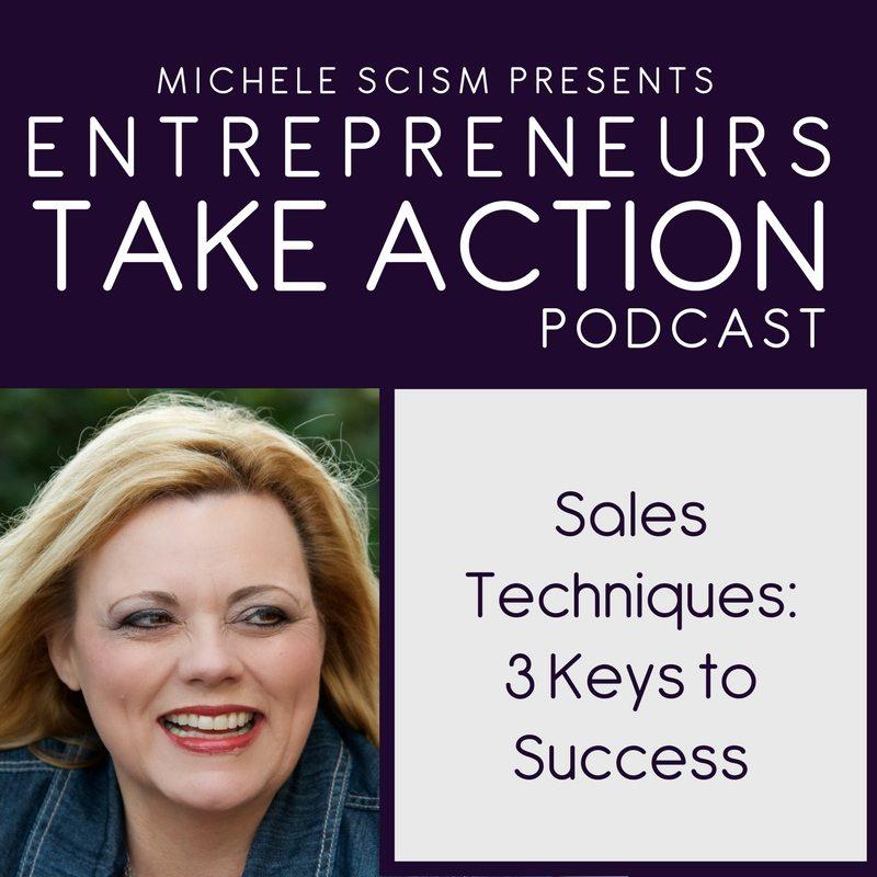 Sales Technique: 3 Keys to Success