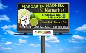 Billboard Marketing Lake Charles Louisiana