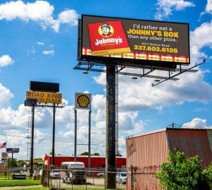 Lake Charles Billboard Advertising Marketing
